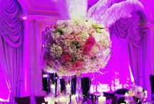 Party | Centerpieces / Great ideas to decorate your party table!  Flowers, balloons, paper, plants and more!  Find a great centerpiece right here!