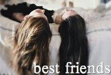Friends foweva!!! / by Nasim Rizvi