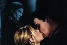 Angel <3 BUFFY <3 Spike  / What can I say?!...This was my first show ever!! I loved it so much that no matter how many times I watch it I never get tired of it. The show and the characters will always have a special place in my <3. I'm team:....how can I choose between ANGEL & SPIKE?! I love them both just the way they are ;). / by Viviana Perez