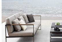 Outdoor / #outdoor #exterieur #jardin #bienetre #design #lifestyle #meuble