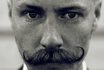 i MUSTACHE, who does your HAIR? / Mustaches and Hair / by Matthew Majewski