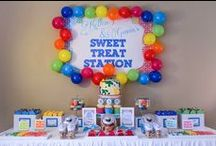 Our Candy Buffets & Dessert Table Displays