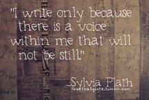 Words Are True in Fiction & Reality / The written word & those who write it.