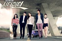 City Hunter! / Clearly I couldn't get enough of Lee Min Ho from Boys Over Flowers so I just had to watch another drama with him! I actually like City Hunter very much!! I love the drama and each one of the characters but I have to admit I hated the ending. Main Cast: <3 Lee Min Ho as Lee Yoon Sung/ John Lee <3 Park Min Young as Kim Na Na <3 Lee Joon Hyuk as Kim Young Yoo & Kim Sang Joong as Lee Jin Pyo/ Steve Lee <3 / by Viviana Perez