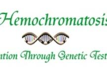 HH or HEREDITARY HAEMOCHROMATOSIS