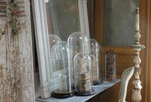 Trumeau Mirrors / by Blue  Creek Home Rhonda