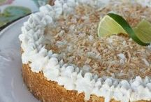 Say***Cheese Cake* / Cream Cheese , Cracker Crumbs & Fruit** / by Jennifer M