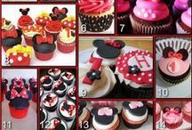 Minnie Mouse & Tinkerbell Party Ideas