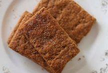Natural Foods: Crackers/Quick Snacks