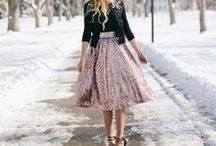 Winter outfits / by Marjo Aime