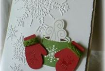 Cards Christmas Mittens / by Joan Tallent