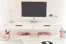 Desks & Offices / by Emily Hayes