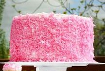 Cake * Coconut Dream's * / by Jennifer M