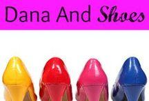 Dana & Shoes / Shoes, shoes and more shoes! Sandals, wedges, pumps, boots, flats. Flip flops - get shoe addicted  #sperry #coach #jimmychoo #mk