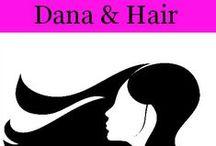 Dana & Hair / All things hair, ponytail, comes, brushes, hairdos, dues, hairstyles, trending hair, hair color, hair dye, permanents, curls. #Hair #haircolor #hairstyle #trending hair #hair trending