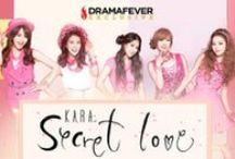 Kara's: Secret Love / by Viviana Perez