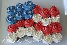 America Holiday Food & Fun * / America / by Jennifer M