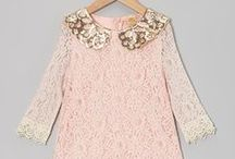 KELSEY WEST DESIGNS: Little Girls / Fashion for little girls.  / by Kelsey West