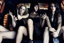 ladies night!!!!!! / by Nasim Rizvi