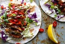 Mindful Eating / Nutritious, borderline healthy/clean eating recipes that involve chicken, shrimp and occasionally beef.