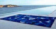 Dreaming Blue / #colorattitude #blue #bleu #design #lifestyle #meuble