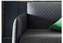 Shade of Grey / #colorattitude #grey #gris #design #lifestyle #meuble