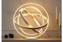 Light is life! / #light #lumiere #luminaire #lighting #lampe #ambiance #design #lifestyle #meuble #atmosphere