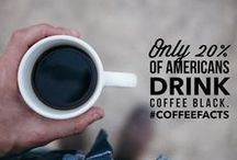 Coffee Facts / Interesting coffee facts that make you think twice about your favorite drink. The history and statistics will surprise you!