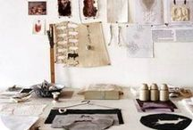 Workspace Goals / work + space inspiration and encouragement for makers of all sorts