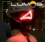 Casque Lumos Helmet / The world's first smart bike helmets, beautifully integrates lights, hard brake, turn signals, and helmet into a single cohesive whole.