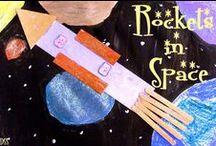 1st and Kindergarten Art / Teaching art / by Pam Skojec
