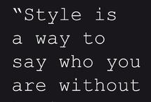 My Style / by Alyssa Hutcheson