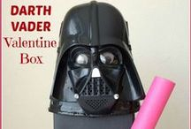 Valentine's Day Box Ideas for Boys