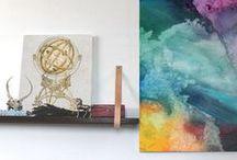 Interior | Hang & Display / by Great BIG Canvas