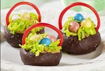 Easter Kids Crafts & Recipes - Desserts, Cookies, Treats