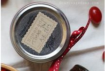 Food Gifts / preserving, jam, jelly, marmalade, pickles, mustard, limoncello, infused liquors