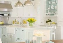 Kitchens Inspired by the Sea / by Seaside Inspired Boutique