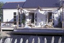 Coastal Exteriors and Architecture / by Seaside Inspired Boutique