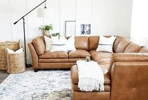 Home ~ Living Room / These living spaces are great rooms, in both senses of the word.