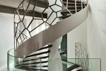 Cells® / Creativity and innovation: a wonderful combination. Both aspects go hand in hand with Cells® Design by EeStairs. It is a balustrade system in which organic shapes are the central feature of the staircase and balustrade. A system that not only ensures an artistic and modern appeal, but also an equally stylish one.