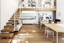 Inspiration | Dream Houses / by Great BIG Canvas