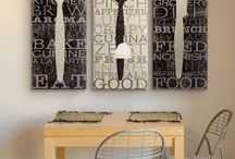 Kitchen Art & Decor / Spice up your kitchen with this delicious decor collection.