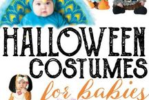 Fall/Autumn: Halloween & Thanksgiving