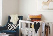 Interior | Nursery / by Great BIG Canvas