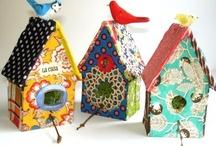 Birdie's Bird House / by Jennetta Day-Shiff