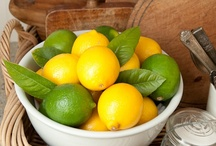 Lemons and Limes / by Jennetta Day-Shiff