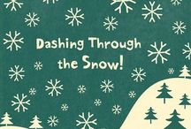 Christmas Time Fun / Christmas, Snowmen, Reindeer, Gingerbread, Snowflakes, and so much more... / by Leah Trusso