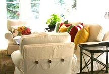 Slipcovers/Upholstery / by Roxanne Lamb