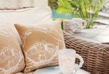 Nautical Pillows / by Seaside Inspired Boutique