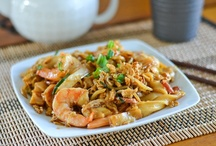 Noodles / by Liza | Salu Salo Recipes